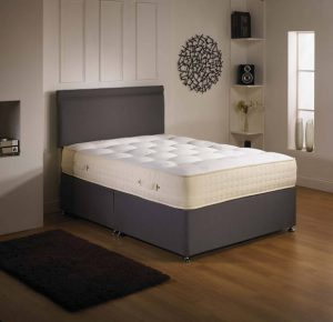 fabric bed